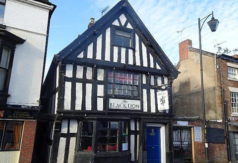 Historic Black Lion pub in Nantwich to re-open