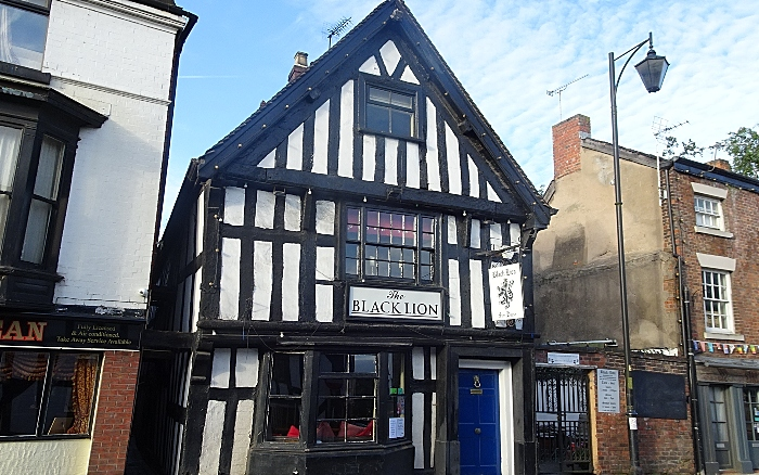 The Black Lion Nantwich - August 2019 (1) (1)