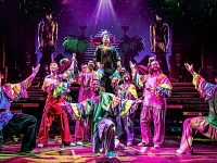 The Cast of Joseph & The Amazing Technicolor Dreamcoat - Pamela Raith Photography