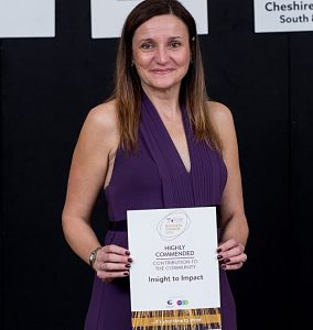 The Chamber Awards 2018 - Insight to Impact Su Turner