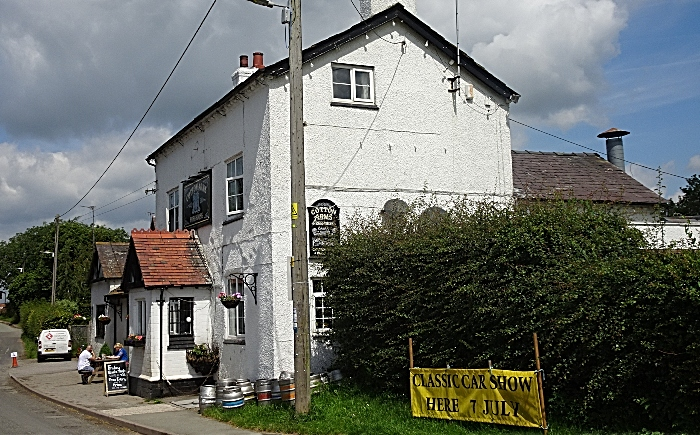 The Cotton Arms pub