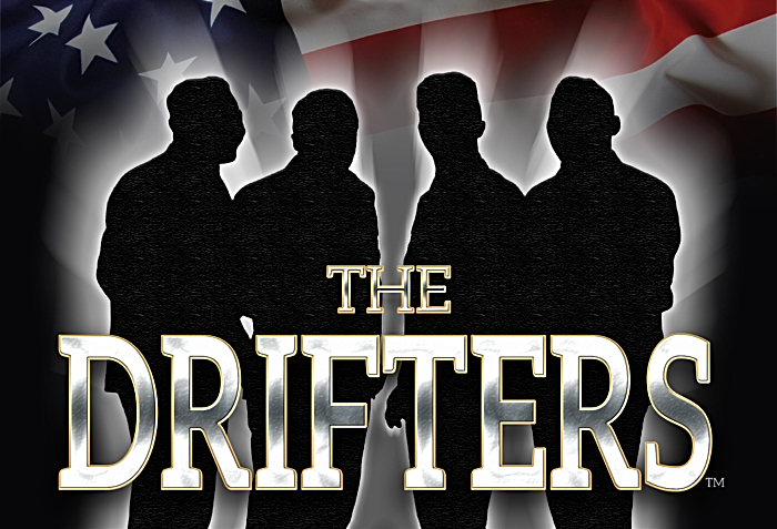 The Drifters at Lyceum