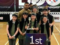 Talented South Cheshire dancers scooped seven British Championship trophies