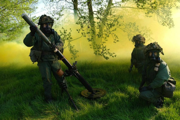The Soviet Threat, Hack Green nuclear bunker