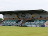 Nantwich Town to host U17 internationals with Brazil, Russia and USA at Weaver Stadium