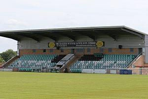 Nantwich Town squad finalised ahead of 2018-19 season opener
