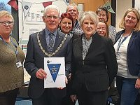 80 years of Citizens Advice celebrated at Nantwich offices