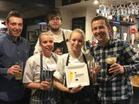 Bunbury pub staff toast two new national awards