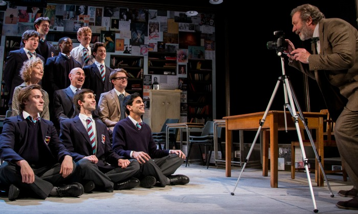 The cast of The History Boys. Photo Credit Matt Martin Photography (4)