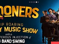 Review: The Crooners have Crewe Lyceum audience singing and dancing