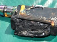 South Cheshire couple in hospital after e-cigarette sparks house fire