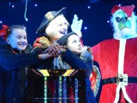 Crewe Christmas lights switch on hailed big success