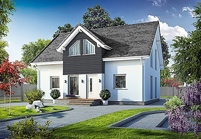The Hazelworth - eco-homes willaston