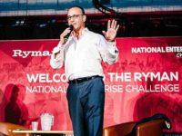 Nantwich students take part in Ryman National Enterprise Challenge