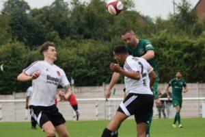 Nantwich Town slip to third home defeat as Stourbridge win 3-2