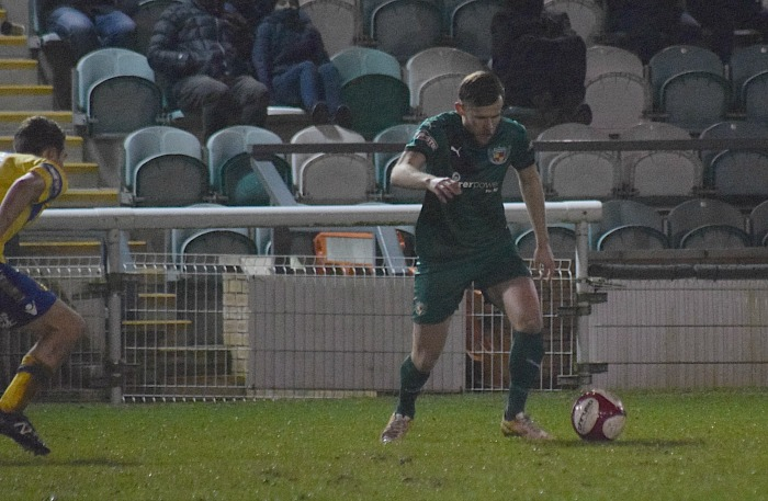 Third Nantwich goal - Andy White curls one in from 30 yards