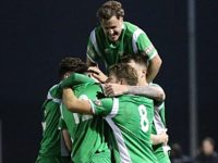 Nantwich Town to face Stockport County in Cheshire Cup semi-final