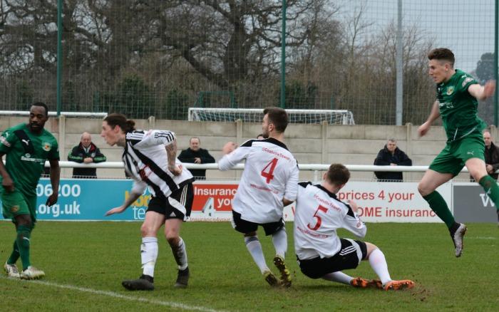 Third goal - Tom Peers