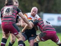Crewe & Nantwich RUFC 1sts beat Telford 38-0 for fourth consecutive victory