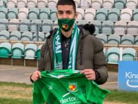"Nantwich Town sign Argentinian player ""Thommy"" Montefiori"