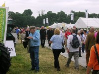 Forecast improves for biggest ever Nantwich Show