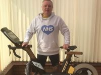 Nantwich residents pedal and run their way to NHS fundraising success