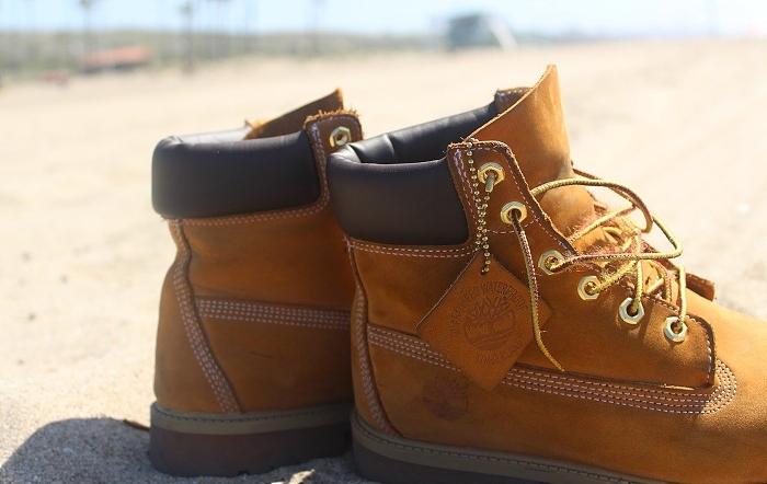 Timberland beach boots
