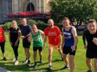 Eddisbury MP Edward Timpson to run 17th London Marathon for charity