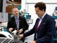 Edward Timpson hails new Crewe Engineering & Design UTC