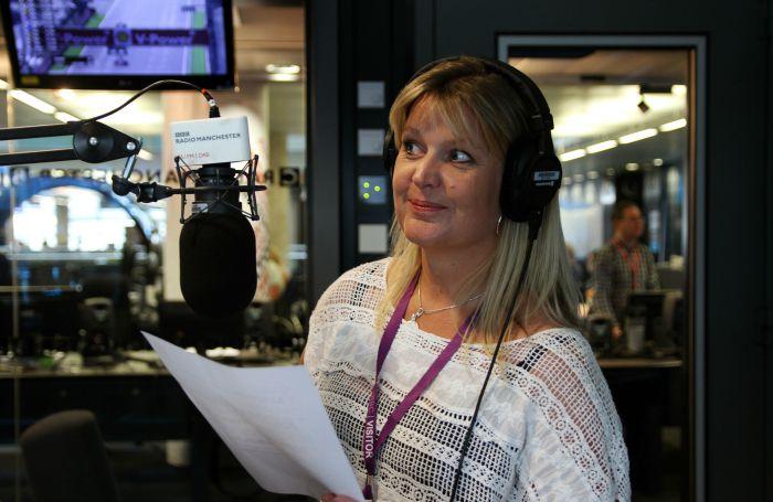Tina McMillan, tarporley teacher, new BBC voice of School Report