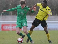 Nantwich Town suffer winter blues in 3-1 home defeat by Halesowen