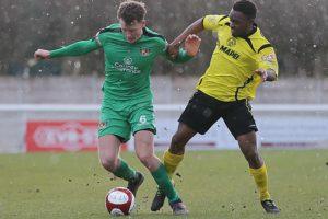 Nantwich Town suffer winter blues in 3-1 home defeat by Halesowen