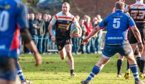 Crewe & Nantwich beaten 34-12 by league leaders Newport