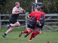 Crewe & Nantwich 1sts beaten 35-0 at league leaders Ludlow