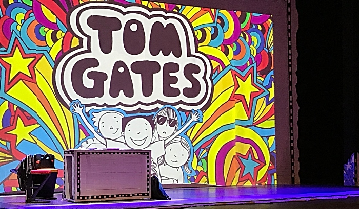 Tom Gates at Crewe Lyceum