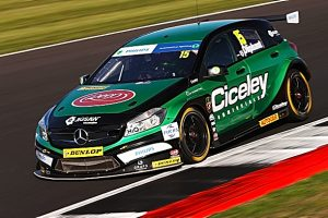 Oliphant looks to end Dunlop BTCC season in style at Brands Hatch