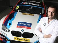 Motor racing star Tom Oliphant signs for champions West Surrey Racing
