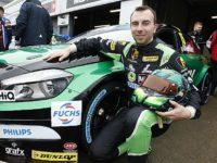 Tarporley racer Oliphant launches 2018 British Touring Car Championship bid