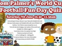 Young Crewe and Nantwich football fans invited to World Cup workshop