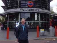 Willaston man walks 15-mile London Underground line for charity