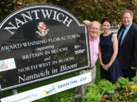 Nantwich in Bloom organisers launch bid for national title