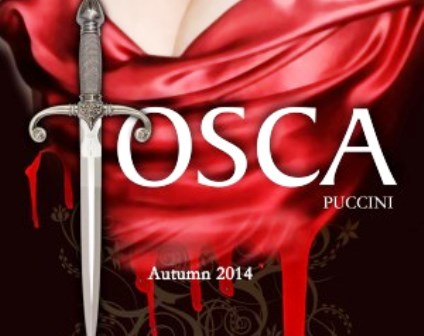 Tosca poster by Heritage Opera