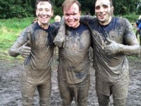 Dealership team raises £1,000 at Cholmondeley Tough Mudder