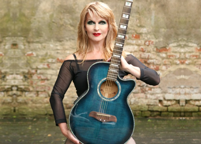 Toyah Willcox acoustic