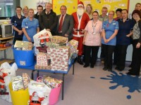 South Cheshire legal firm plays Santa after £3,000 fundraiser
