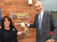 New Cheshire Wildlife Trust education centre opens near Nantwich