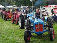 Vintage vehicle fans flock  to Malpas Yesteryear Rally