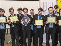 Brine Leas and Shavington Academy shine in stock market challenge