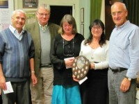 Teams compete for Fred Lorimer trophy in Wistaston annual quiz