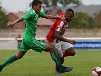 Nantwich Town draw 1-1 with Stourbridge in pre-season clash